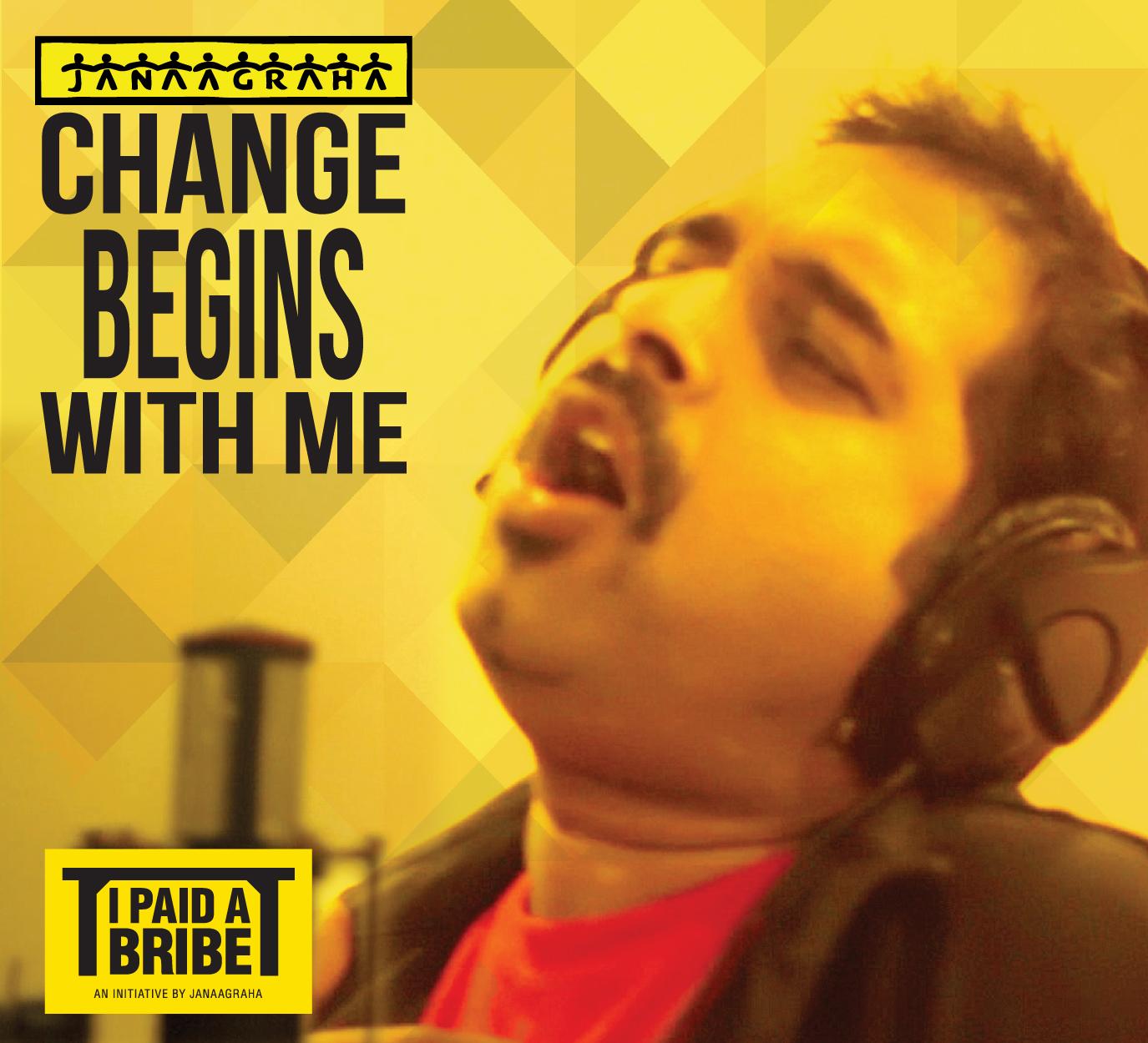 Mujhse Hogi Shurvaat - I Paid a Bribe & Shankar Mahadevan Academy Collaboration
